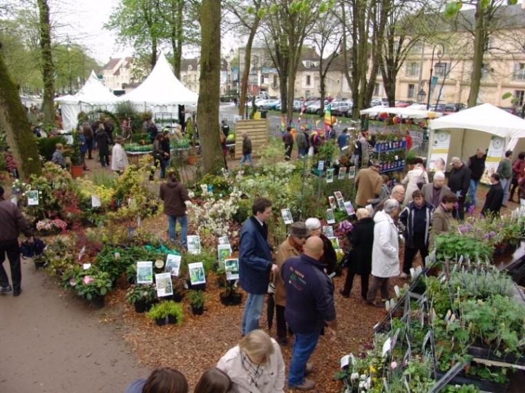 Salon du jardin et du terroir à Senlis (60) – 1, 2 et 3 avril 2016