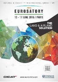 EUROSATORY 2016 – Du 13/06/16 au 17/06/16 – Paris Nord Villepinte