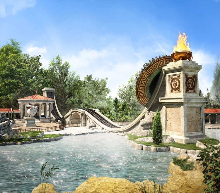 PARC ASTERIX : La nouvelle attraction incontournaaaable! a partir du 2 avril 2016