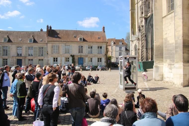 FESTIVAL «SENLIS FAIT SON THÉÂTRE» – du 31/03/2016 au 03/04/2016 à Senlis